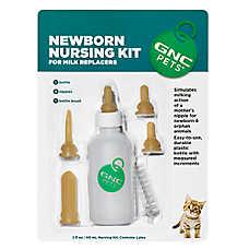 GNC Pets® Newborn Kitten Nursing Kit