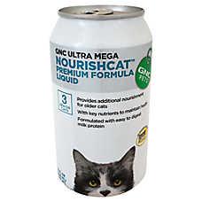 GNC Pets® Nourishcat Premium Senior Cat Formula