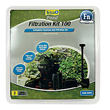 Tetra® Pond Filtration Fountain Kit