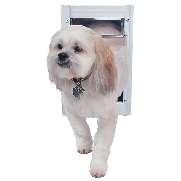 Perfect Pet Door Mount Deluxe Pet Door Dog Dog Doors Gates