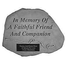 Kay Berry In Memory Personalized Pet Memorial Headstone