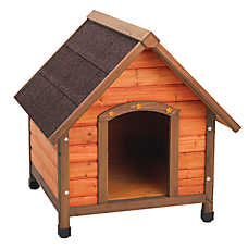 WARE® Premium+ A-Frame Doghouse
