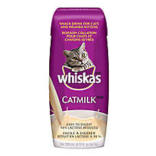 WHISKAS® CATMILK + PLUS™ Cat Milk