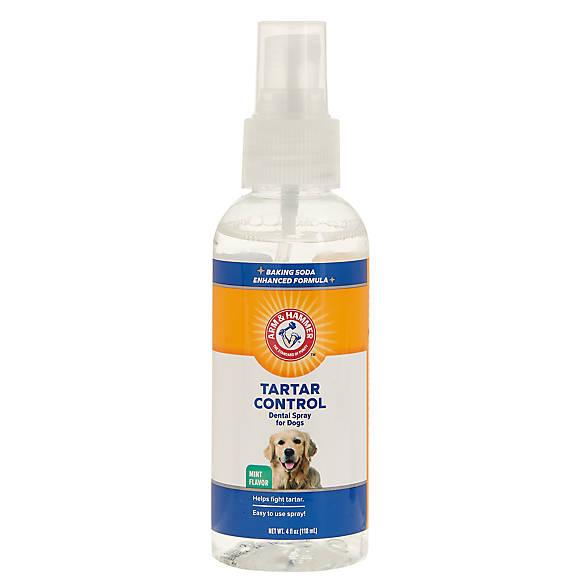 ARM & HAMMER™ Fresh Breath Dog Dental Spray ...