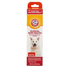 ARM & HAMMER™ Clinical Gum Health Enzymatic Dog Toothpaste - Chicken