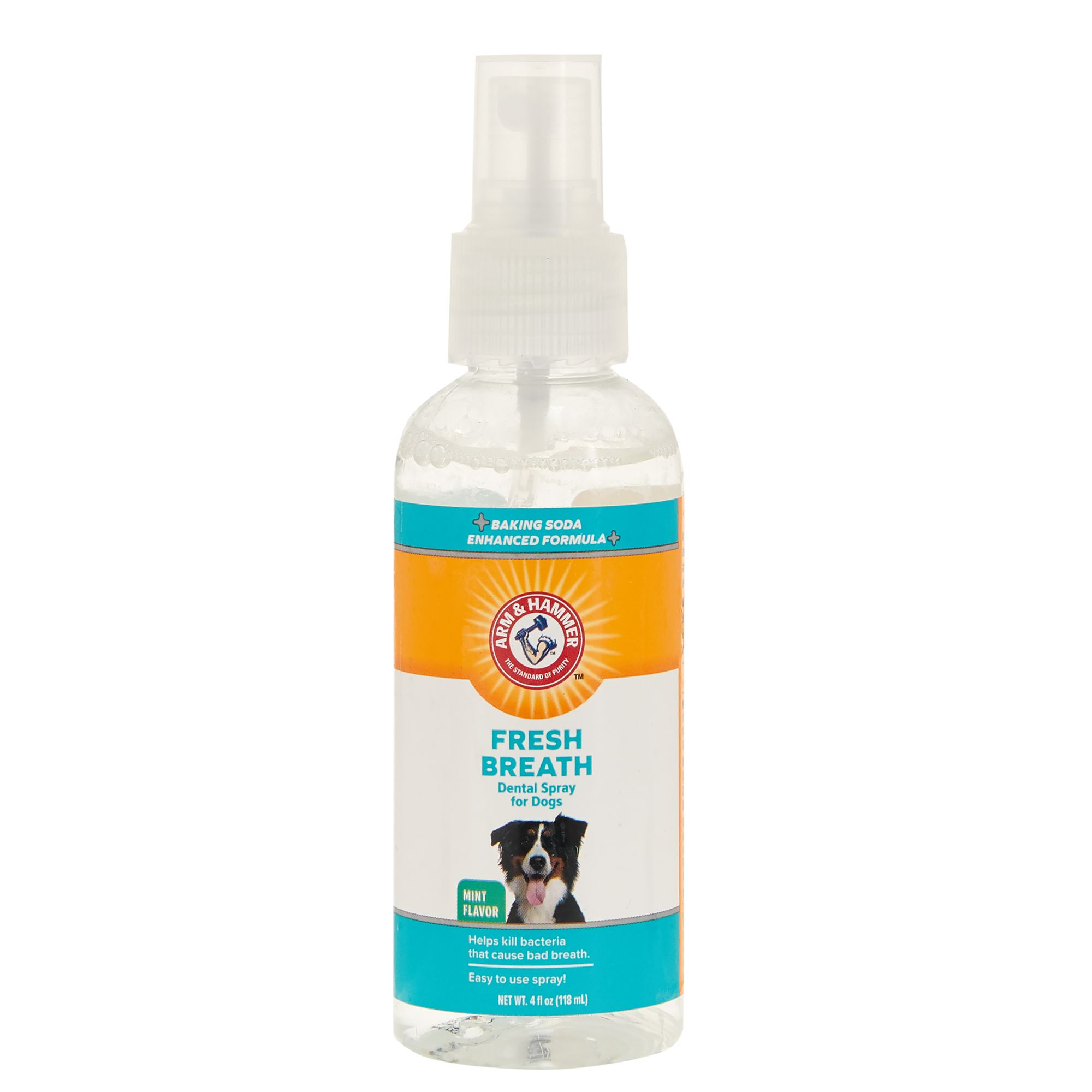 Arm Hammer Tartar Control Dog Dental Spray Mint Dog Dental