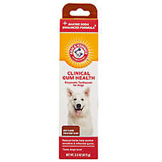 ARM & HAMMER™ Clinical Gum Health Enzymatic Dog Toothpaste - Beef