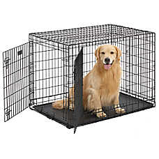 Choosing A Dog Crate Gate Or Kennel Petsmart