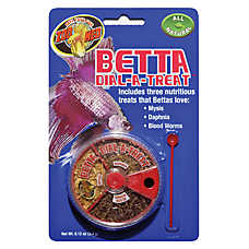 Zoo Med™ Betta Dial-A-Treat Fish Treat Feeder
