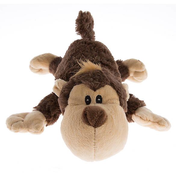 KONG® Cozie Spunky Monkey Dog Toy | dog Plush Toys | PetSmart
