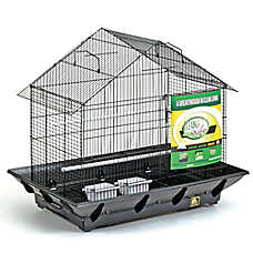 Prevue Pet Products Clean Life House Bird Cage
