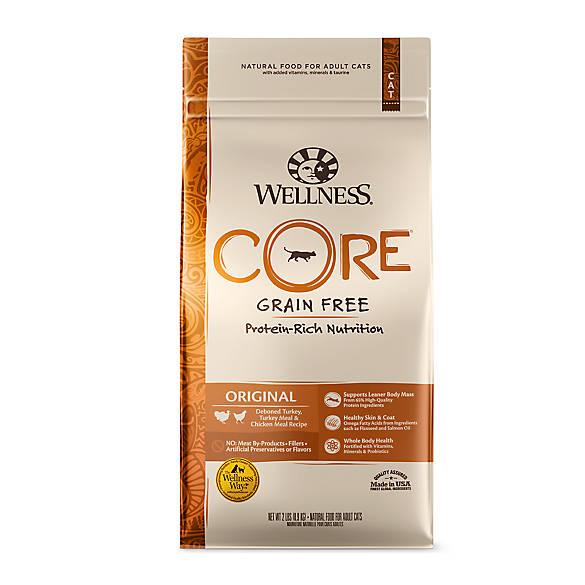 Wellness 174 Core 174 Adult Cat Food Natural Grain Free