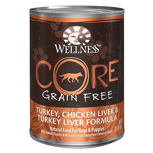 Wellness 174 Core 174 Dog Food Natural Grain Free Dog