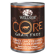 Wellness® CORE® Dog Food - Natural, Grain Free