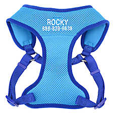 Coastal Pet Products Personalized Comfort Soft Wrap Extra Small Dog Harness