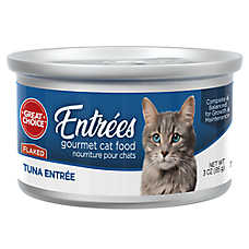Grreat Choice® Cat Food