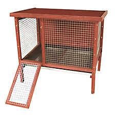 Rabbit hutch shop small pet hutches petsmart for Super pet hutch