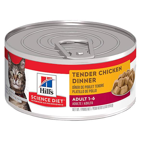 Hill S Science Diet Cat Food Near Me