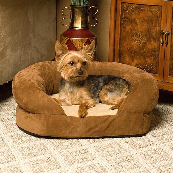K Amp H Ortho Bolster Sleeper Pet Bed Dog Orthopedic Beds
