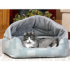K&H Pet Products Lounge Sleeper Hooded for Pets