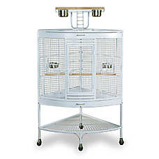 Prevue Pet Products Corner Bird Cage