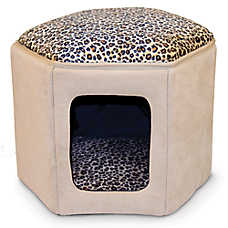 K&H Clubhouse Cat Bed