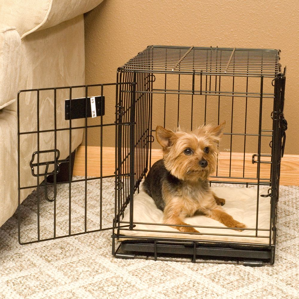 Tan Pets Self Warming Crate Pad Dog Cat Bed Pet Mat Warm Body Heat in Kennel