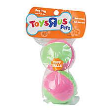 "Toys ""R"" Us® Tuff Balls Dog Toy"