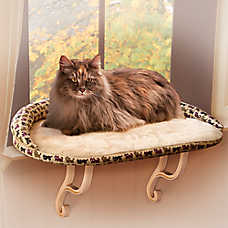 Kitty Sill Deluxe Bolster Cat Bed