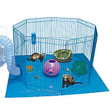 Ferretrail Ferret Pet-N-Playpen