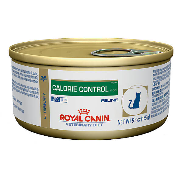 Royal Canin Veterinary Diet Calorie Control Adult Cat Food Cat