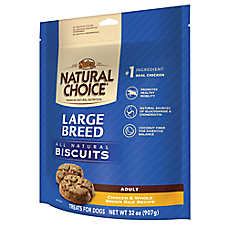 NUTRO® NATURAL CHOICE® Large Breed Adult Dog Biscuit