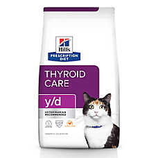 Hill's® Prescription Diet® y/d Thyriod Care Cat Food - Original