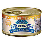 BLUE Wilderness® Wild Delights™ Adult Cat Food - Grain Free
