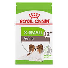 Royal Canin® Size Health Nutrition X-Small Aging Senior Dog Food