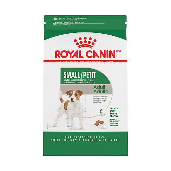 royal canin size health nutrition mini adult dog food dog dry food petsmart. Black Bedroom Furniture Sets. Home Design Ideas