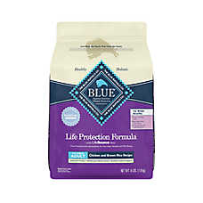 BLUE Life Protection Formula® Chicken & Brown Rice Toy Breed Adult Dog Food