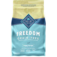 BLUE Freedom® Grain Free Puppy Food - Chicken