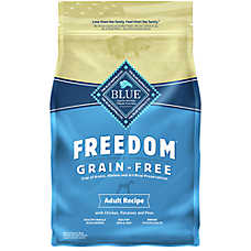 BLUE Freedom® Grain Free Adult Dog Food - Chicken