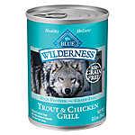 BLUE Wilderness® Adult Dog Food - Grain Free, Natural