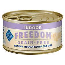 BLUE Freedom® Grain Free Chicken Indoor Adult Cat Food