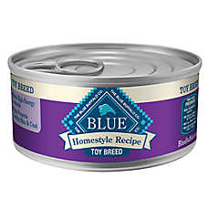BLUE Homestyle Recipe® Chicken, Vegetable & Brown Rice Toy Breed Dog Food