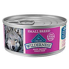 BLUE Wilderness® Grain Free Turkey & Chicken Small Breed Adult Dog Food