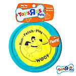 "Toys ""R"" Us® Flying Disk Dog Toy"