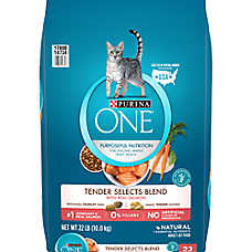 Purina ONE® SMARTBLEND® Adult Cat Food - Chicken & Rice