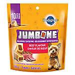 PEDIGREE® JUMBONE® Meaty Center Mini Dog Bones