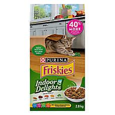Purina® Friskies® Indoor Delights Adult Cat Food