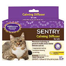 SENTRY® GOOD Behavior® Lavender Chamomile Cat Calming Diffuser