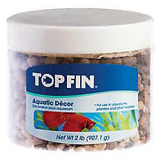 Top Fin® Crushed Pebble Aquatic Decor