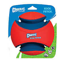 Chuckit!® Kick Fetch™ Ball Dog Toy